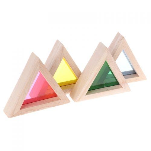 Bloques de construcción montessori 2